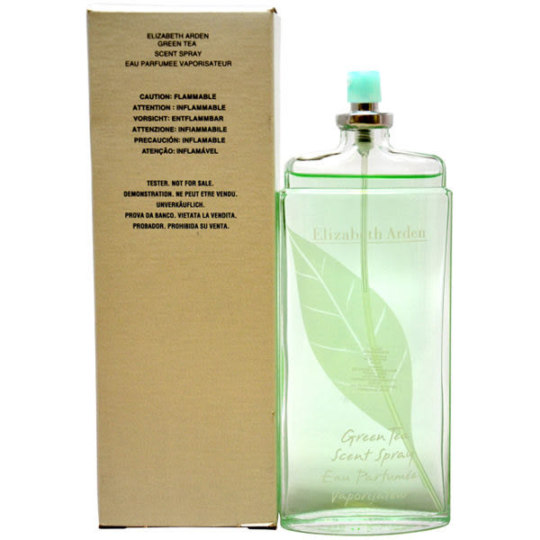 Elizabeth Arden 雅頓 綠茶香水 100ml TESTER包裝- 超值包裝 ◎花町愛漂亮◎ZH