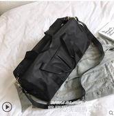 旅行袋旅行包包女 短途 健身運動包干濕分離游泳 手提行李袋輕便大容量 萊俐亞