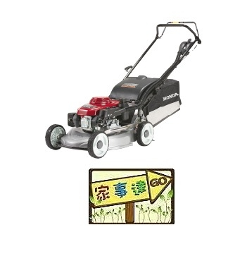 [ 家事達 ]  日本 HODNA-HRJ196 原裝 手推式割草機(集草型/鋁合金一體成型)   特價