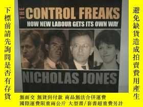 二手書博民逛書店The罕見Control Freaks :How New Lab