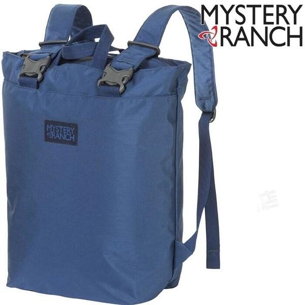 『VENUM旗艦店』Mystery Ranch 神秘農場 Booty Deluxe 21L 後背包/手提包/購物袋 61104 靛藍