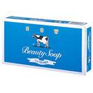 日本牛乳香皂80g*3入藍