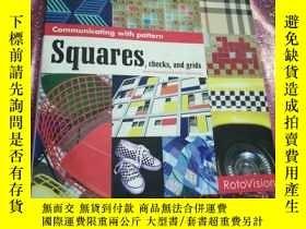 二手書博民逛書店Squares,罕見Checks and GridsY15939