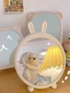 鏡子 可愛卡通家用鏡子辦公室便攜學生宿舍桌面臺式化妝鏡少女心梳妝鏡(新品上架)
