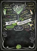 【拼圖總動員 PUZZLE STORY】黑板系列-乾杯 義大利/Clementoni/1000P