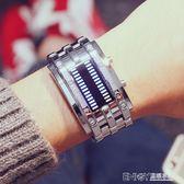 男士手錶防水時尚款男2018新款手錶男學生自動機械特種兵網紅手錶 溫暖享家
