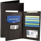 《TRAVELON》內真皮防護護照長夾