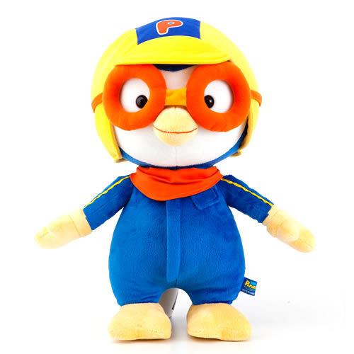 Pororo快樂小企鵝絨毛玩具-Pororo(大)_ RR16042