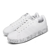 adidas 休閒鞋 Advantage 白 黑 男鞋 寶可夢 Neo 聯名款 運動鞋 【PUMP306】 EH1110