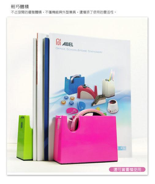 [奇奇文具]【力大 ABEL 膠帶台】力大ABEL TD-140 03932勻。方寸膠帶台/膠台