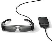 現貨! 下標現折 EPSON Moverio BT-200 / 3D智慧眼鏡 頭戴式影院 960x540高解析度 內建Wi-Fi/藍芽