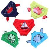 兒童三角泳褲泳裝男童寶寶女孩女童小孩子可愛溫泉嬰兒游泳褲泳衣【全館免運可批發】