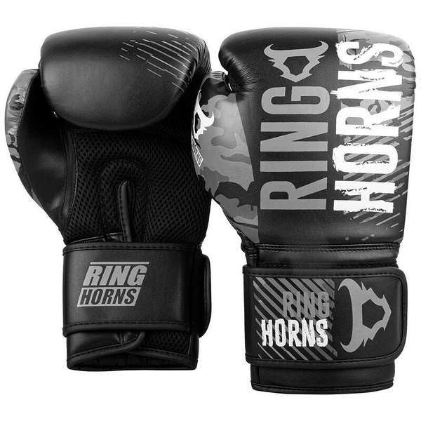 『VENUM旗艦館』Ringhorns 00036 Charger CAMO 拳擊手套 拳套 黑灰 迷彩