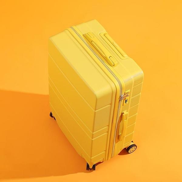 行李箱女小型20寸拉桿箱萬向輪網紅ins潮28寸密碼旅行箱學生箱子WD 印巷家居