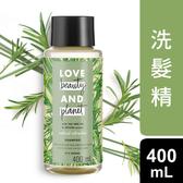 LBP澳大利亞茶樹淨化舒活洗髮精400ML