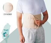 【THC】三片式腹部支撐帶 H0006-01