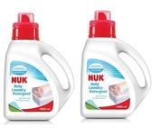德國 NUK 嬰兒洗衣精促銷組(1000MLX2罐) 299元