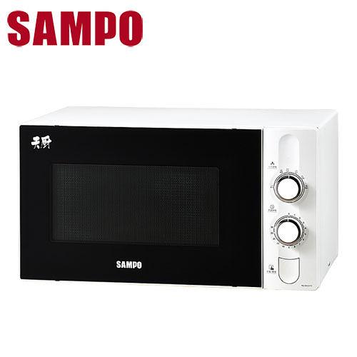 SAMPO 聲寶天廚 28L機械式微波爐RE-N328TR/REN328TR**免運費**