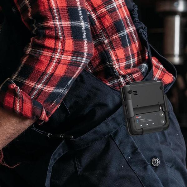 韓國正品VRS 三星 z flip 3 折疊屏保護套 z flip3 手機殼 帶背夾 支架 便攜 防摔 手機套 保護殼