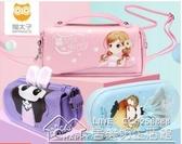 花語姑娘小學生筆袋韓國簡約女生大容量文具盒兒童可愛創意鉛筆盒 【快速出貨】