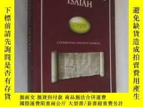 二手書博民逛書店英文原版罕見Harmonizing Isaiah by Dona