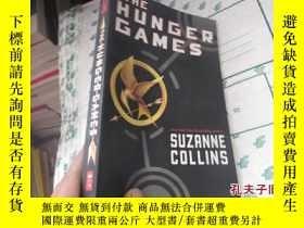 二手書博民逛書店THE罕見HUNGER GAMES23625 SuzanneCo