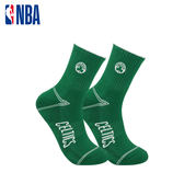 NBA 塞爾提克 運動襪 籃球襪 MIT 運動配件 束腳底刺繡毛圈中筒襪