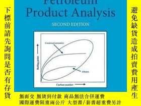 二手書博民逛書店Handbook罕見of Petroleum Product Analysis, 2nd EditionY41