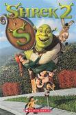 (二手書)Scholastic Popcorn Readers Level 2: Shrek 2 with CD