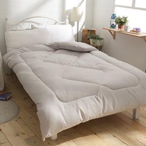 【源之氣】銀髮族竹炭單人棉被4.5X6.5尺RM-10525