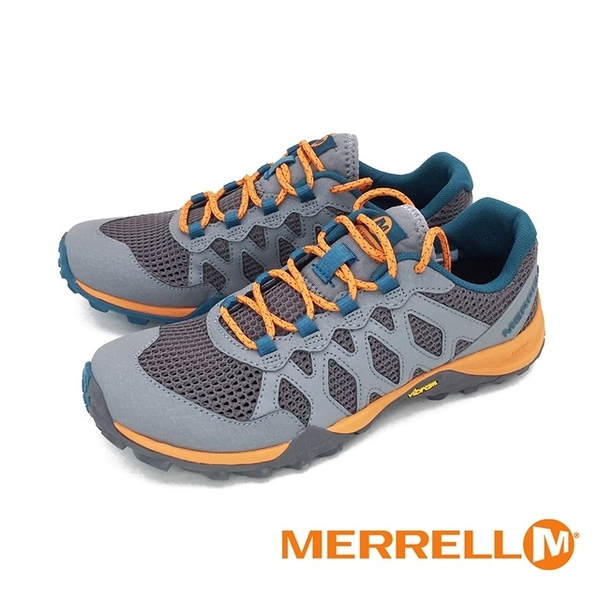 MERRELL (女)SIREN 3 AEROSPORT戶外鞋 運動鞋 - 灰