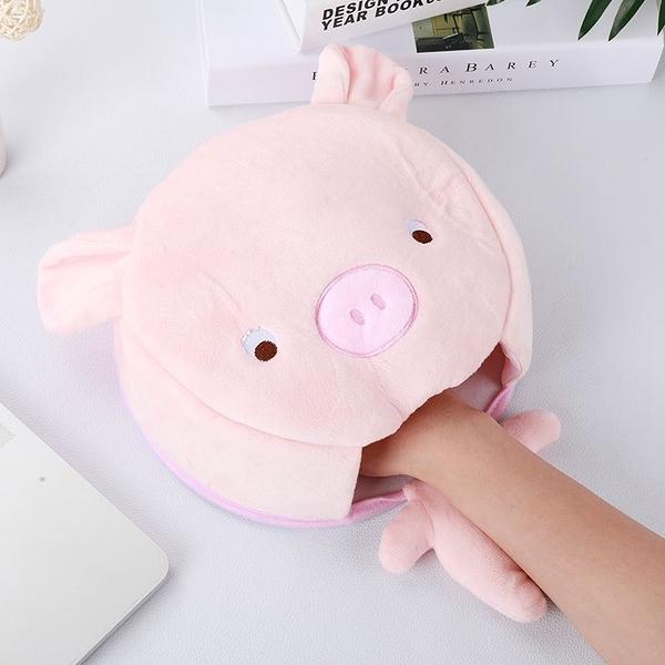 USB暖手滑鼠墊冬天冬季保暖取暖加熱暖寶寶發熱手套暖手寶暖手套