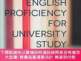 二手書博民逛書店Assessing罕見English Proficiency For University StudyY255