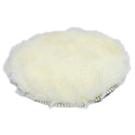 【DD282】純羊毛球輪7寸 自黏式羊毛拋光球 純羊毛輪 黏扣式羊毛拋光盤 羊毛盤 拋光 打蠟 EZGO商城