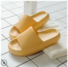 厚底拖鞋 日式家用涼拖鞋女夏室內情侶家居...