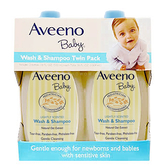 Aveeno 艾惟諾 寶寶不流淚 嬰兒洗髮沐浴露 532ml / 2罐裝 洗髮精 沐浴乳 4500
