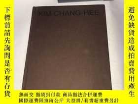 二手書博民逛書店KIM罕見CHANG HEE:Editions Gamier N