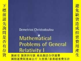二手書博民逛書店Mathematical罕見Problems Of Genera