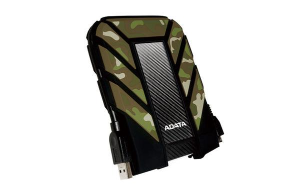 [富廉網] ADATA HD710M 1TB USB3.0 2.5吋迷彩行動硬碟
