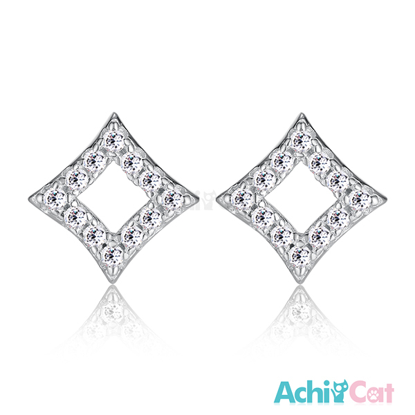 925純銀耳環 AchiCat 耳針式 幾何世界 韓版迷你 三款任選*一對價格*