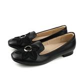 HUMAN PEACE 休閒鞋 低跟鞋 皮質 黑色 女鞋 610730AB no290