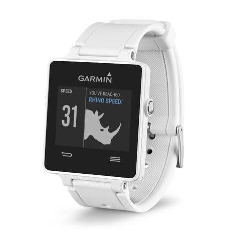 Garmin vívoactive™ GPS 智慧運動錶 白 公司貨一年Garmin原廠保固