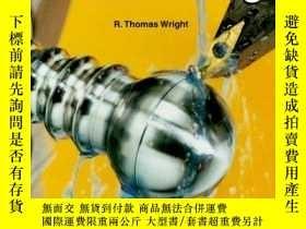 二手書博民逛書店Processes罕見of Manufacturing-制造過程Y443421 R. Thomas Wrigh