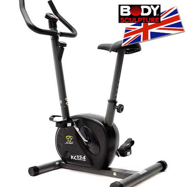 立式健身車有氧磁控健身車..室內腳踏車自行車飛輪式美腿機健身器材推薦哪裡買ptt【BODY SCULPTURE】