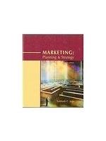 二手書博民逛書店 《Marketing Planning & Strategy(2005年版)》 R2Y ISBN:075933871x│Jain