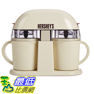 [美國直購] HERSHEY S (IC13887) 冰淇淋機 Dual Single Serve Ice Cream Machine