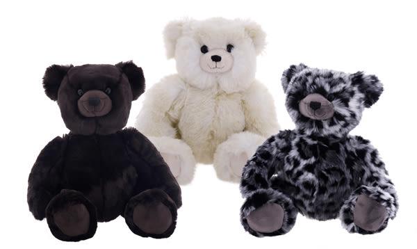 HOLA home 拉達爾毛絨熊 白熊