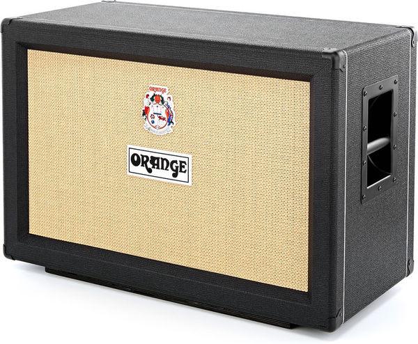 小叮噹的店-(加贈導線)英國ORANGE PPC-212 4X12吉他喇叭音箱 120W 公司貨