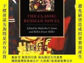 二手書博民逛書店【罕見】The Cambridge Companion To The Classic Russian Novel奇