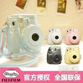 相機套 富士拍立得mini8/9相機 mini8s/9透明水晶殼 硅膠套 皮包保護殼-快速出貨